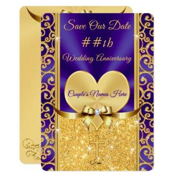 christian save the date anniversary cards