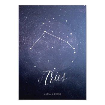 constellation star celestial table number aries
