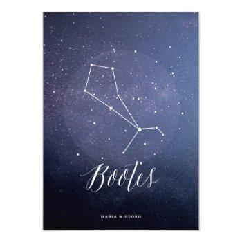 constellation star celestial table number bootes