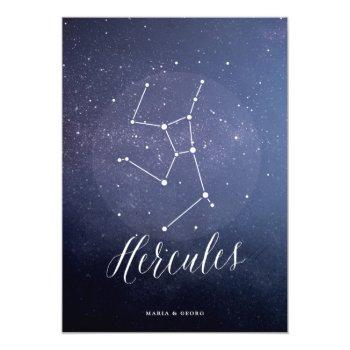 constellation star celestial table number hercules