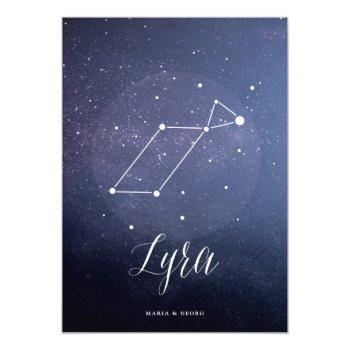 constellation star celestial table number lyra