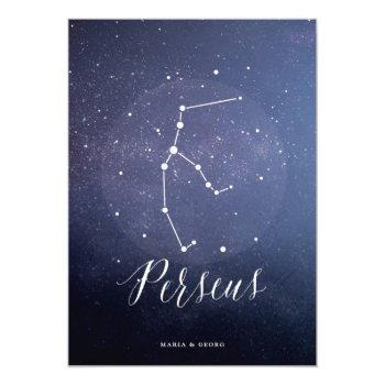 constellation star celestial table number perseus
