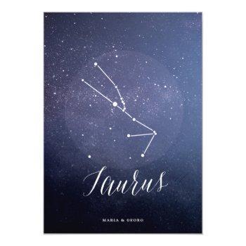constellation star celestial table number taurus