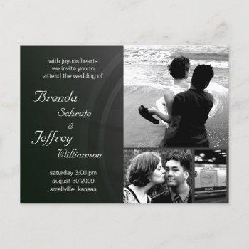 customizable  wedding invitation photos  images