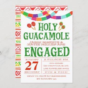 engagement fiesta invitation
