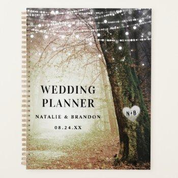 evermore | enchanted forest amber wedding plans planner