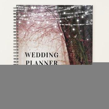 evermore | enchanted forest pink wedding plans planner