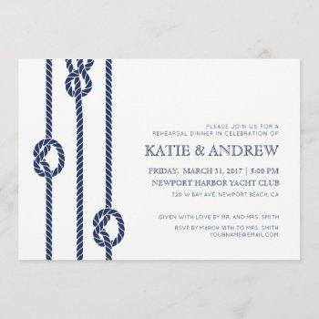 love knot invitation