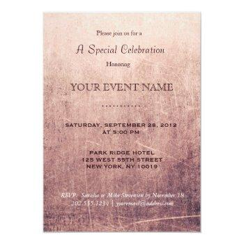 sample invitation